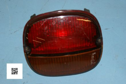 1991-1996 Corvette C4 RH Euro Tail Lamp, Used